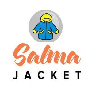 logo salma jacket